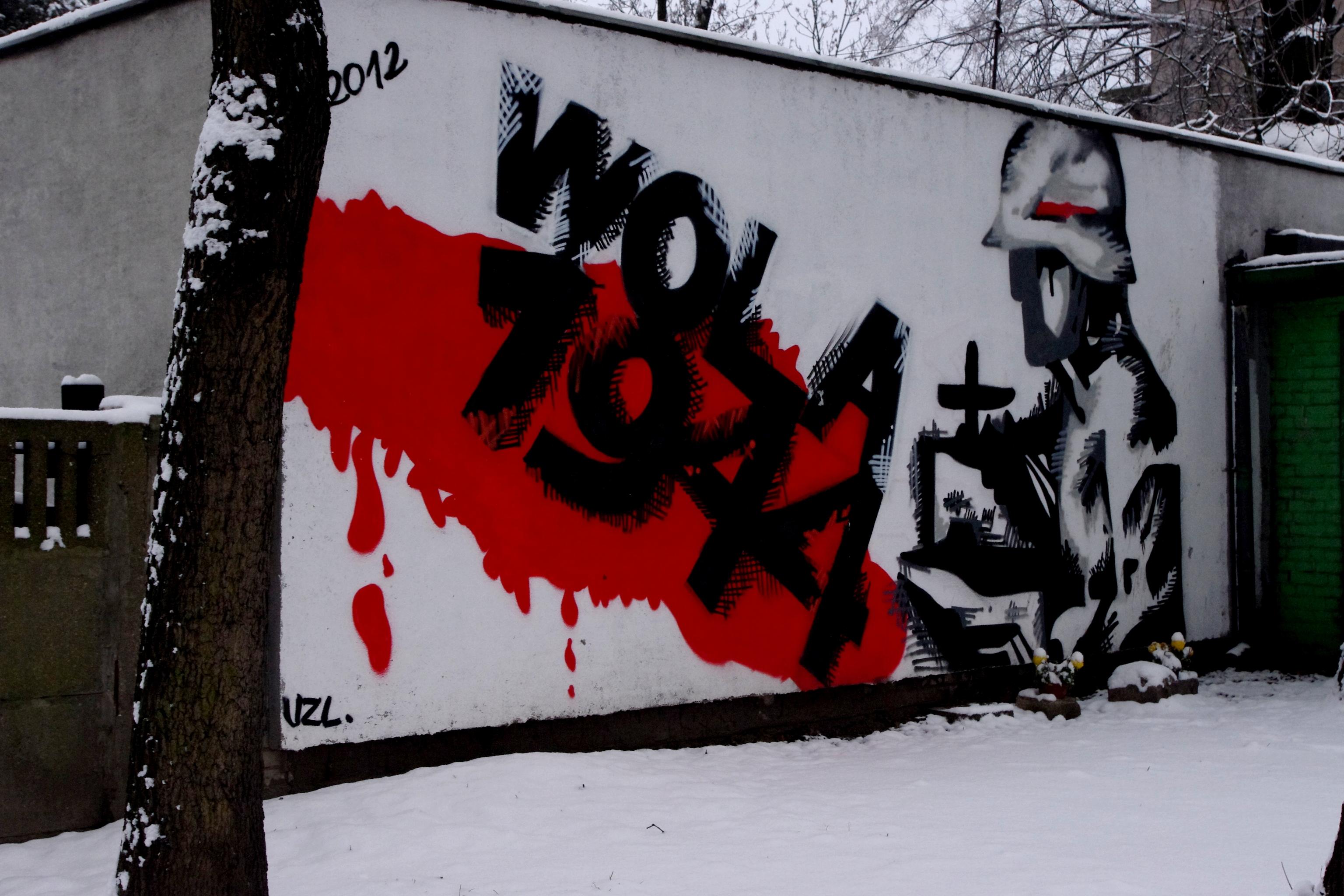 File mural powstanie warszawskie ul wolska w warszawie 4 for Mural warszawa 44