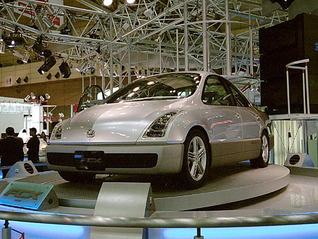 Honda Chula Vista >> Honda FCX - Wikipedia