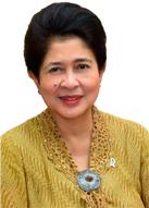 Nila Farid Moeloek, Minister of Health.jpg