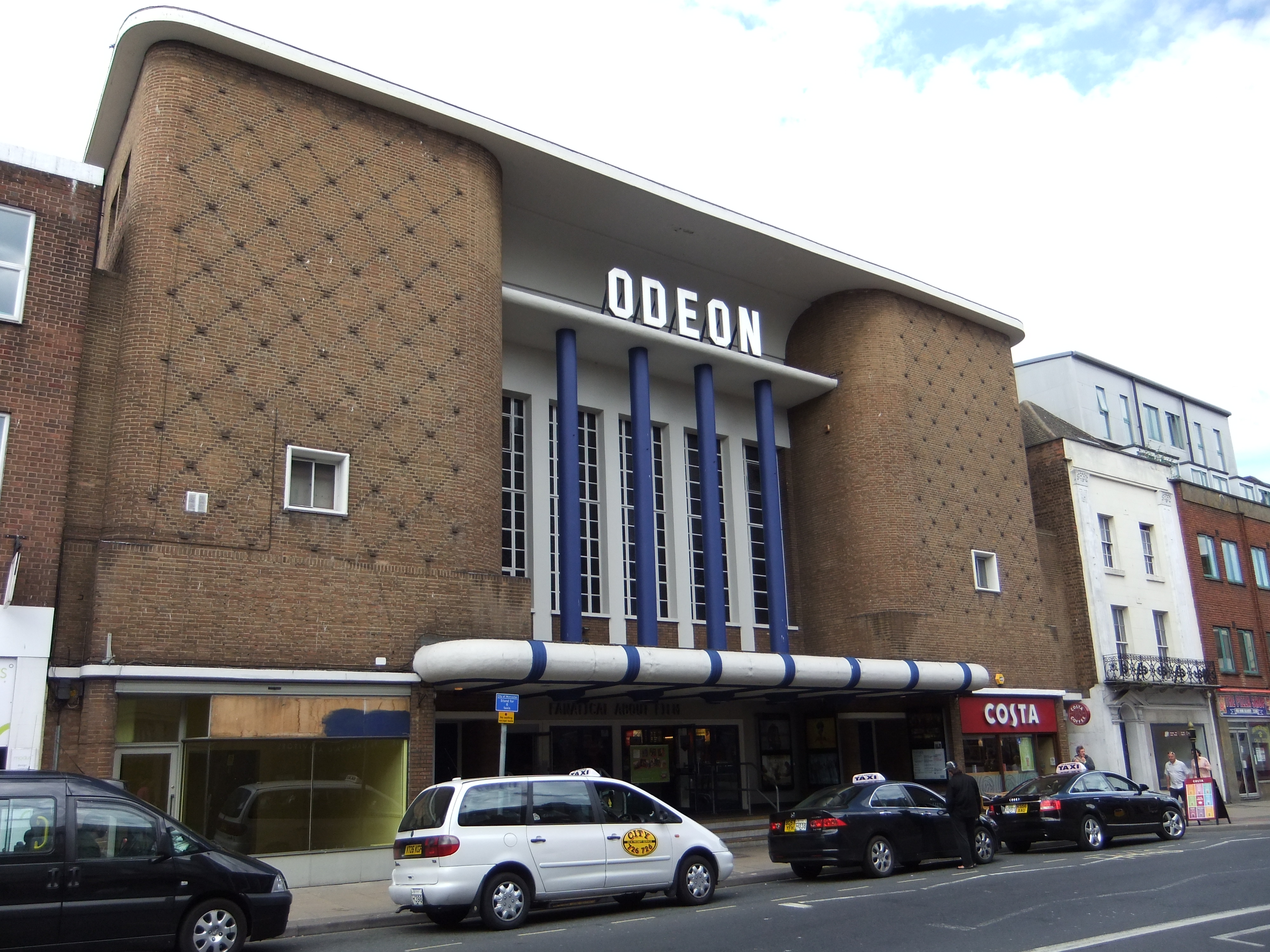 Odeon Cinema Worcester 18