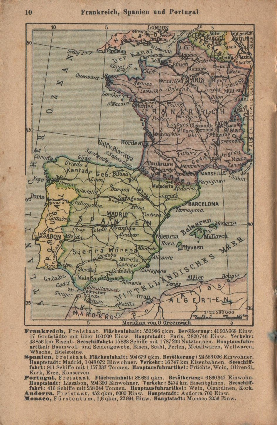 Map Of Spain And Portugal And France.File Old German Map France Spain And Portugal Jpg Wikimedia Commons