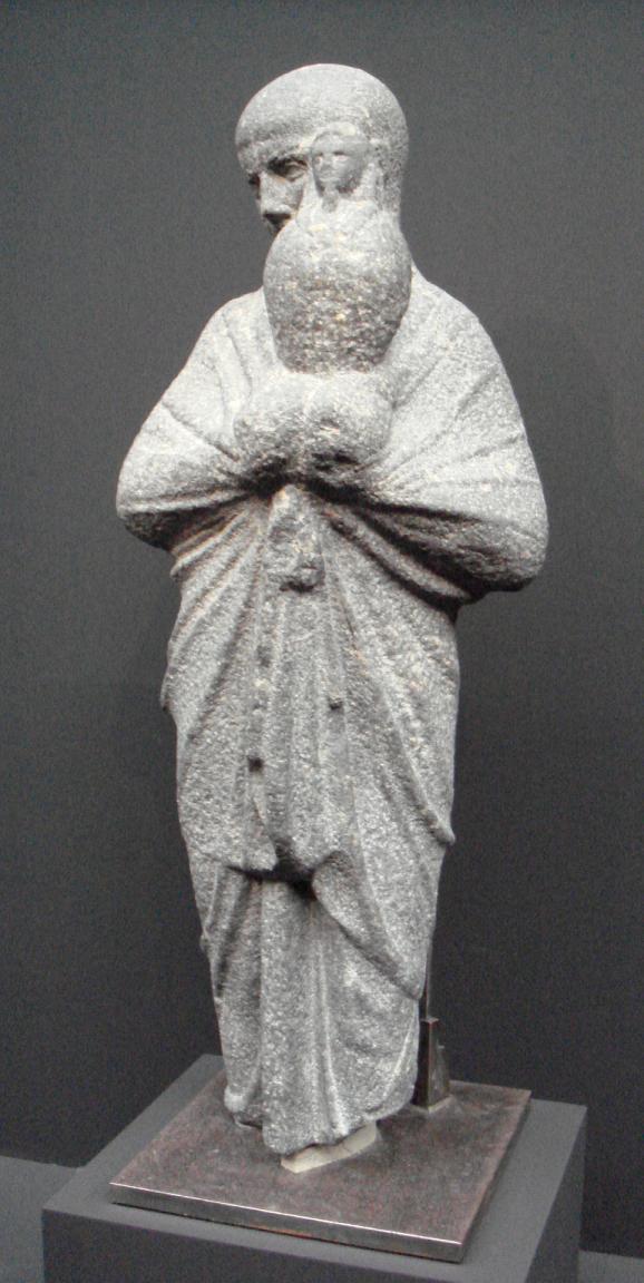 Depiction of Sacerdote
