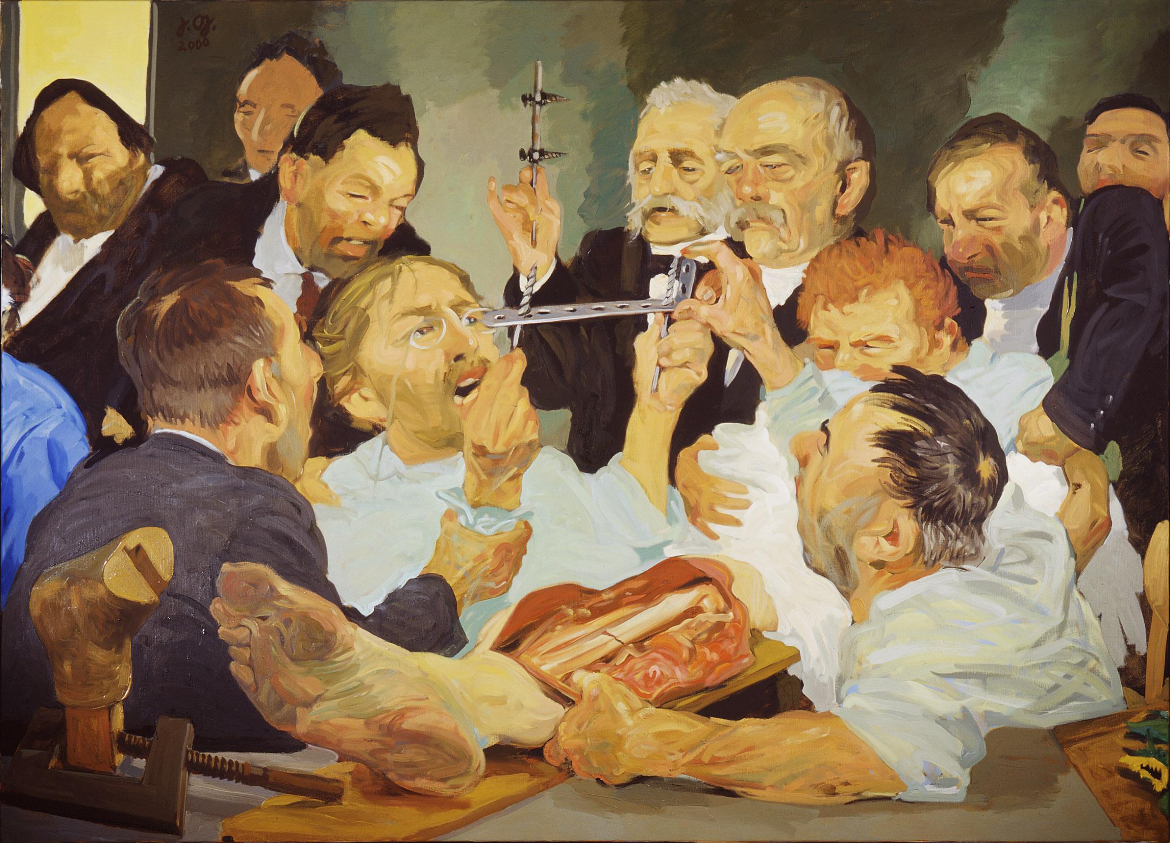 Aus der Geschichte der Unfallchirurgie
