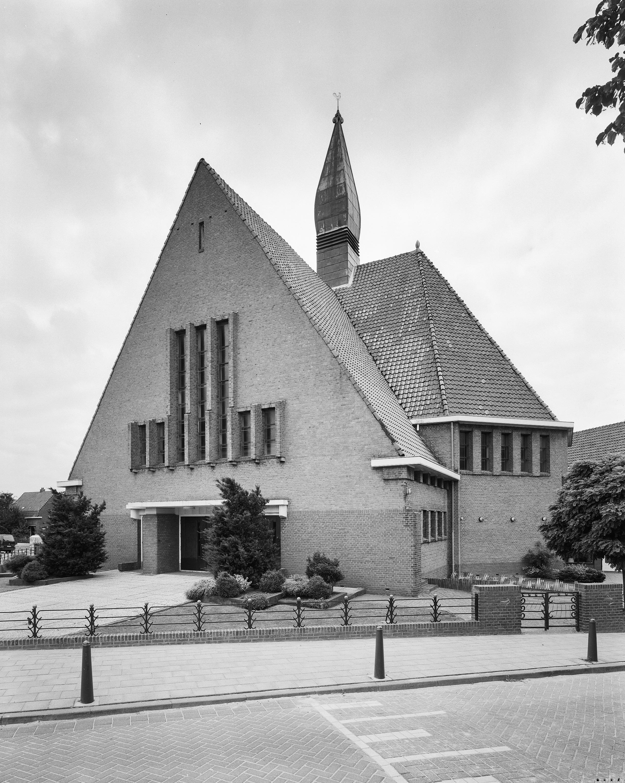 Gasthuiskerk bolsward wikipedia - Expressionistische architectuur ...