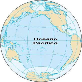Pacifico Oceano.(gl)(es)