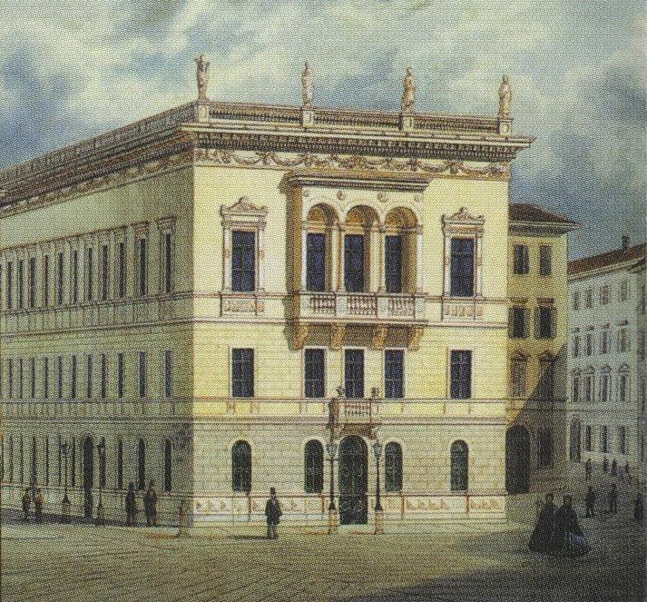 Museo revoltella wikipedia for Arredamenti trieste