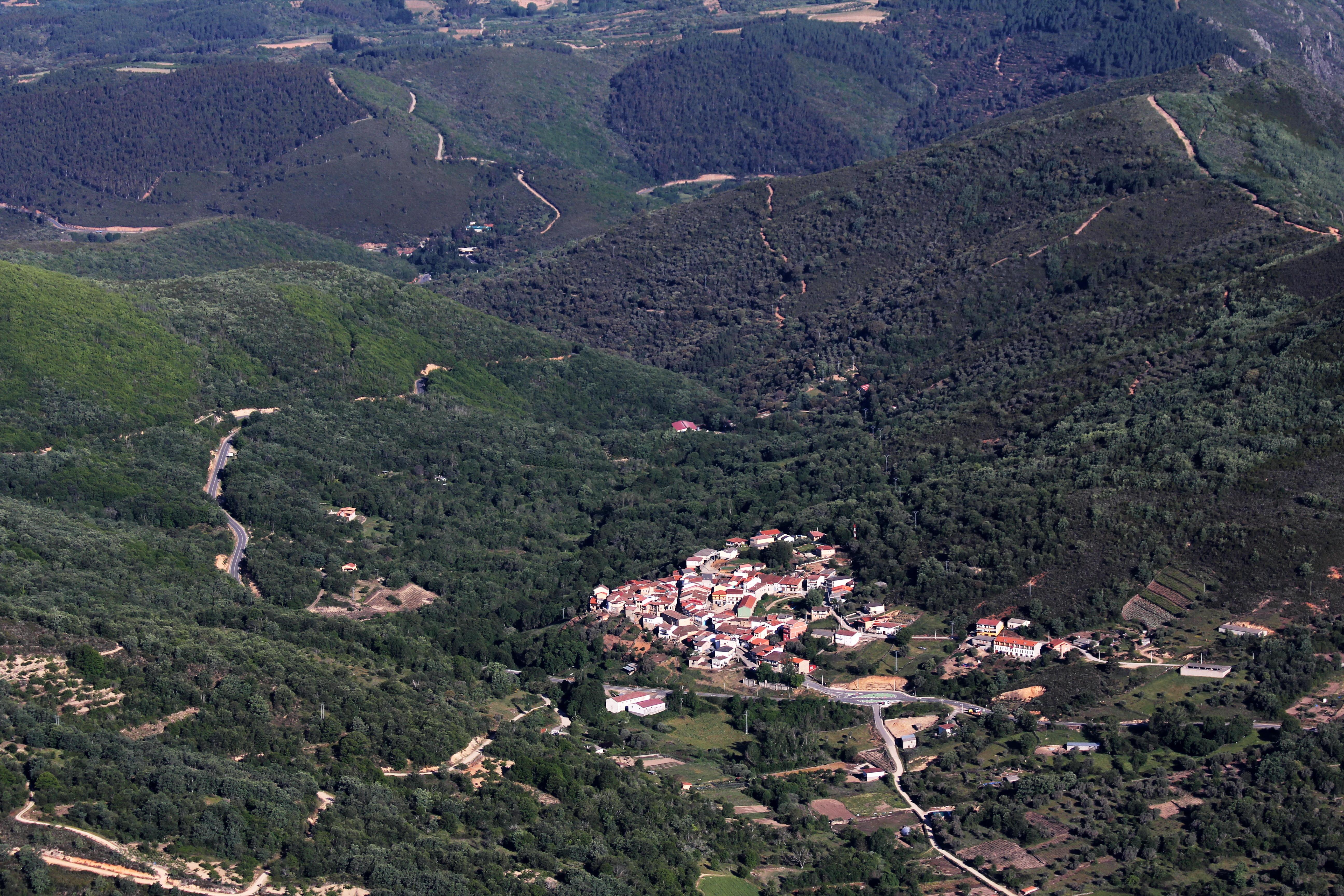 Santibáñez de la Sierra