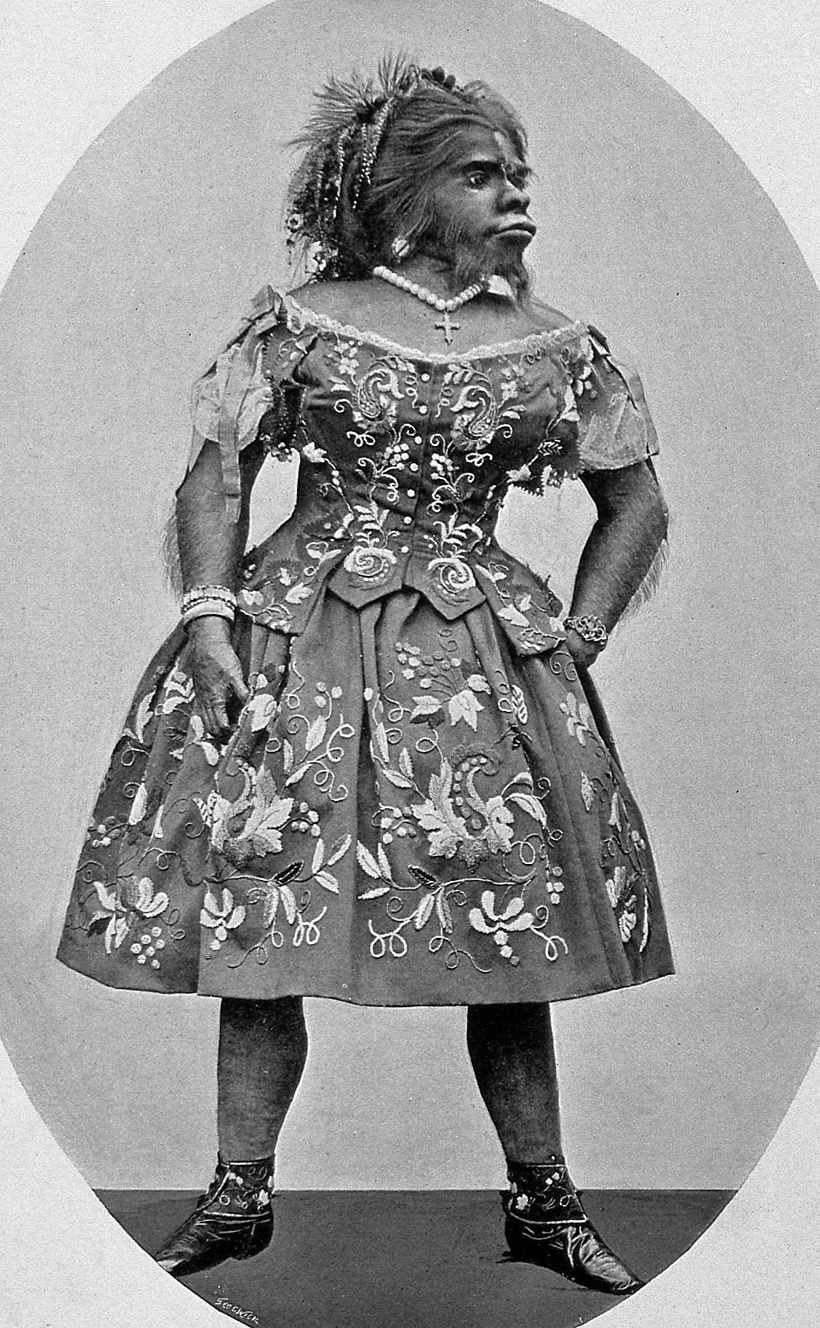 Julia Pastrana – Wikipédia, a enciclopédia livre