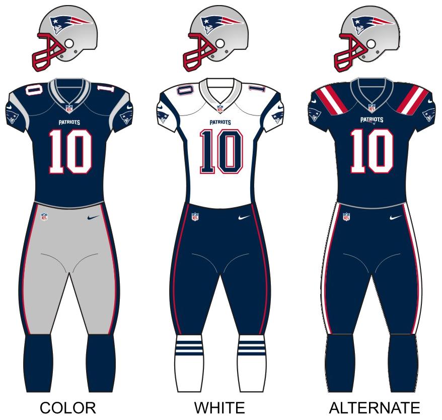 patriots away jersey 2016