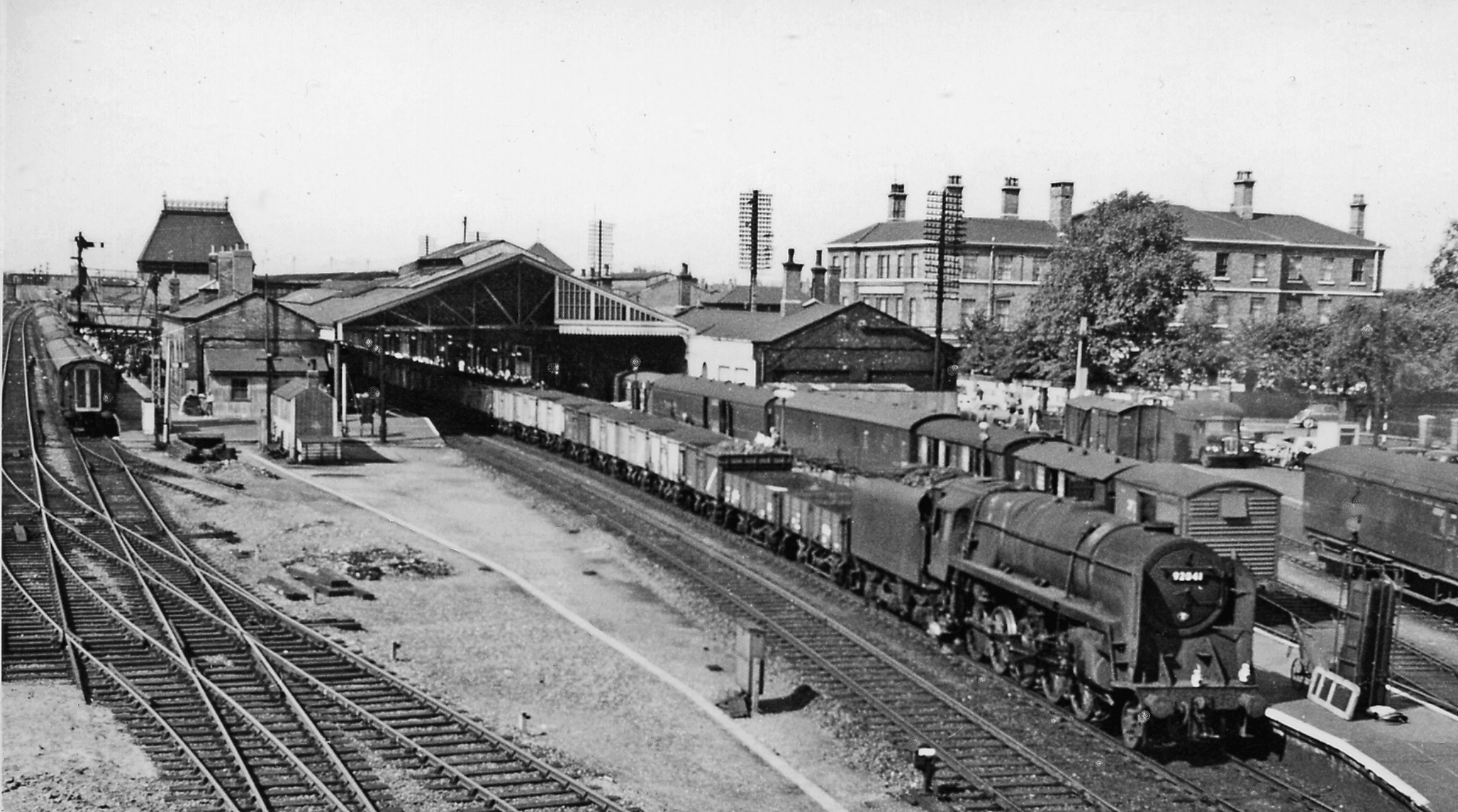 Peterborough Train Station Car Park