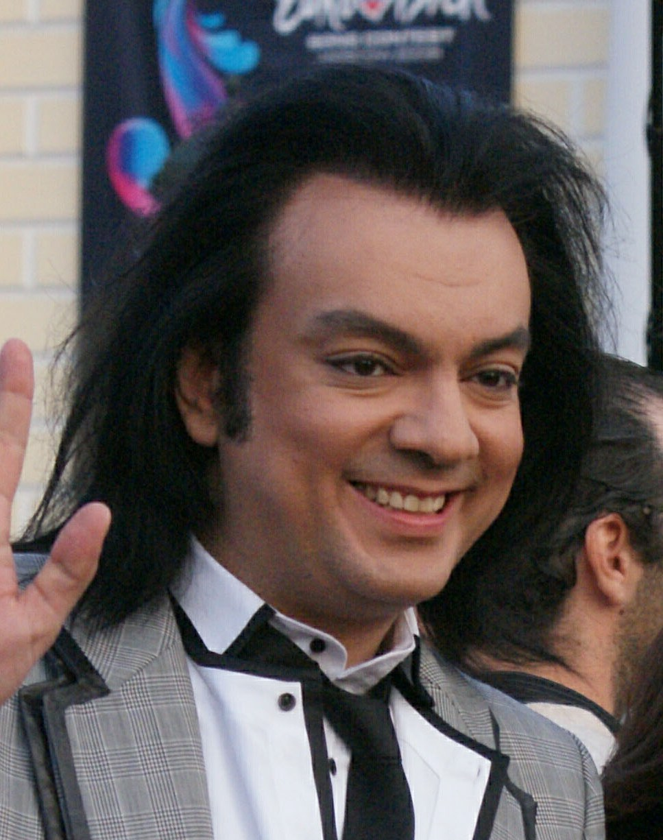Philip Kirkorov is on a tight diet 12/10/2009 9