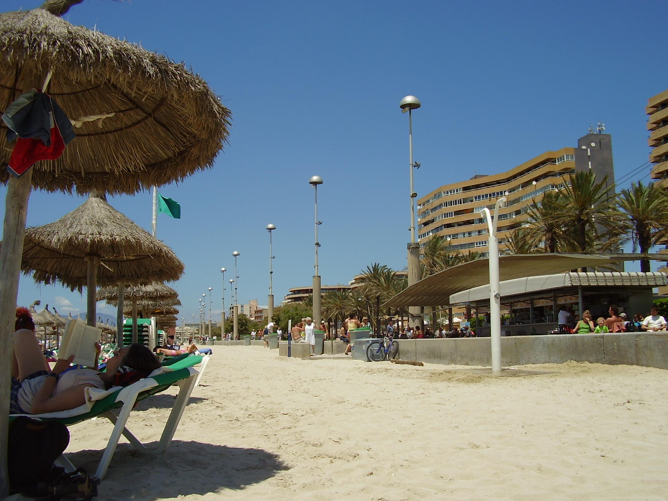Mallorca Playa De Palma Hotel Neptuno
