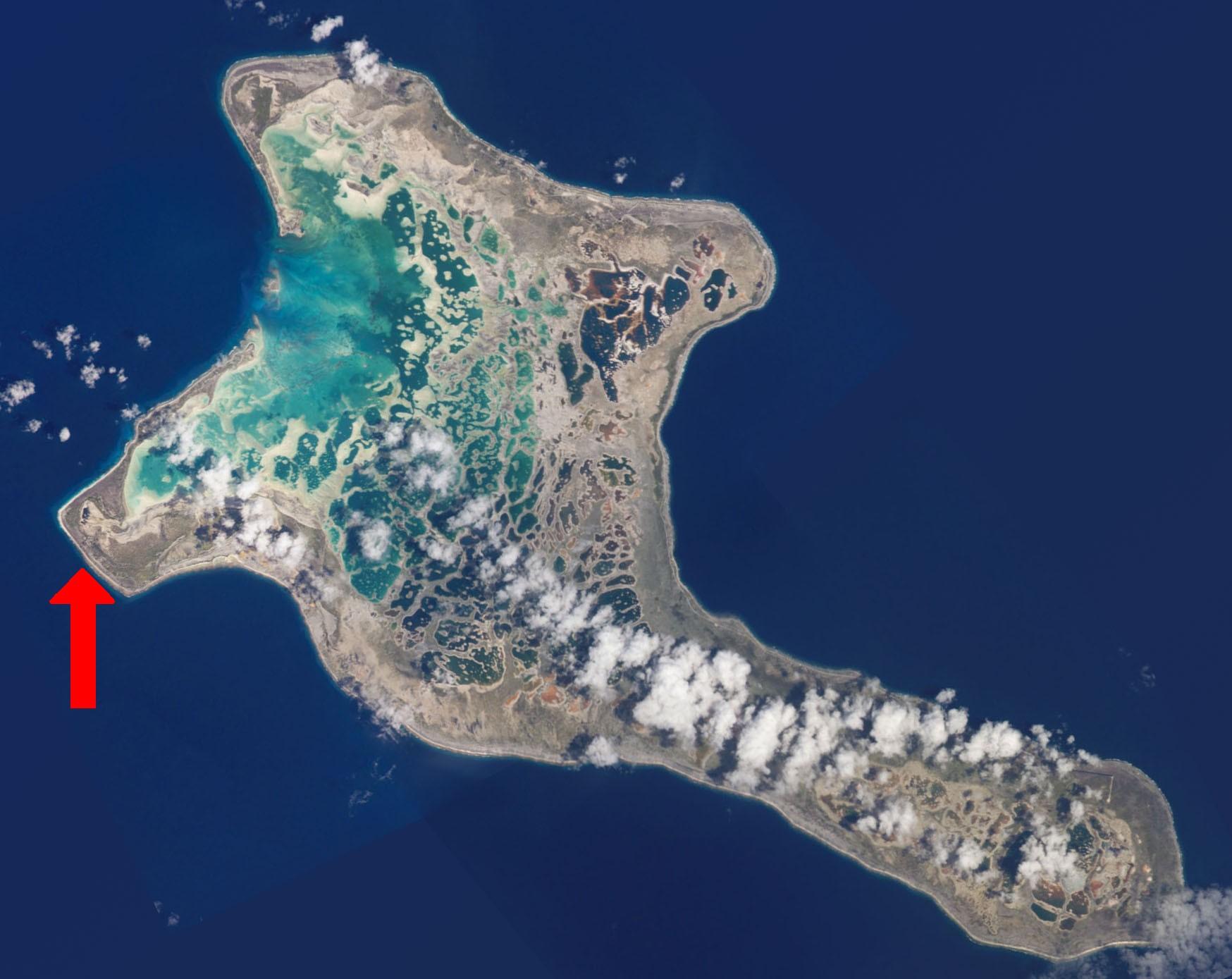 Alexandre Bissonnette Wikipedia: Kiribati