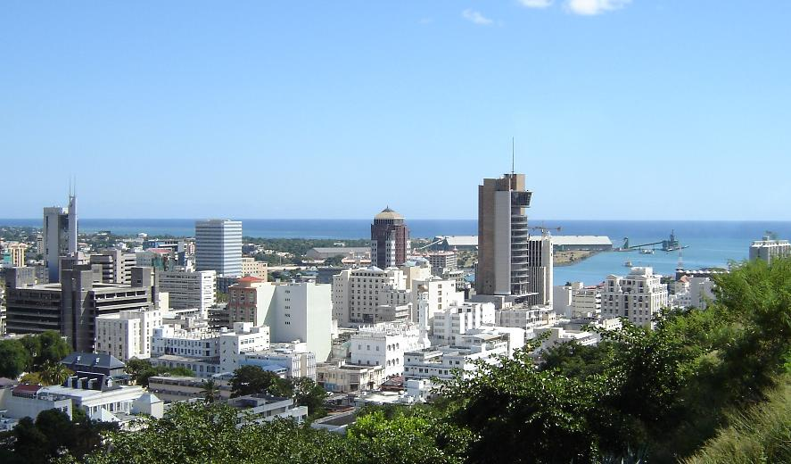 Modern Mauritius. Photo by Wikimedia Commons.