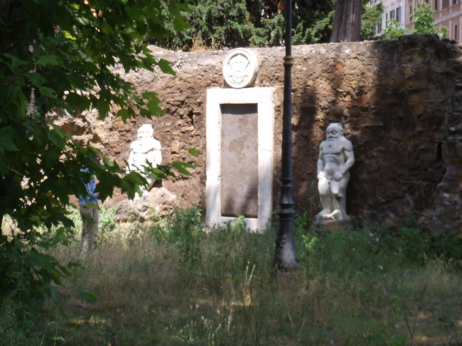 File porta magica 1 jpg wikimedia commons - Porta magica piazza vittorio ...