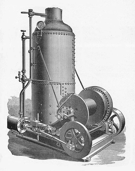 Fileportable Hoisting Engine New Catechism Of The Steam Engine