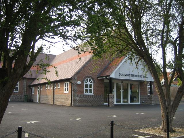 Quainton Memorial Hall, Station Road, Quainton - geograph.org.uk - 435733