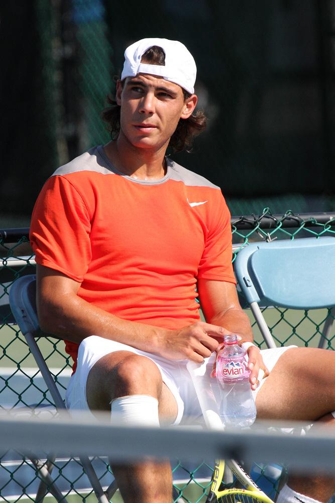 Rafael Nadal Größe