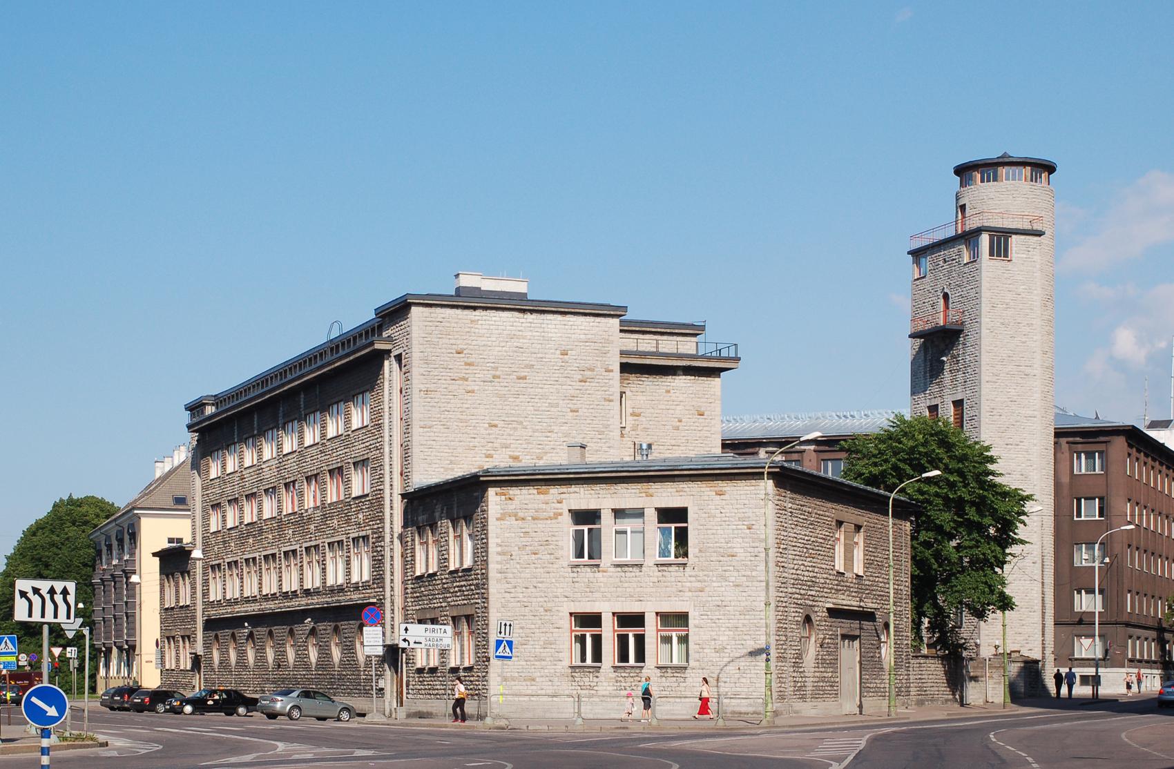 aa3e0dd3ec6 Estonian Firefighting Museum - Wikipedia
