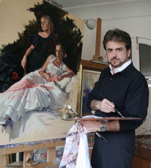 Maravillosa  Pintores En Asturias #5: RicardoSanz.jpg