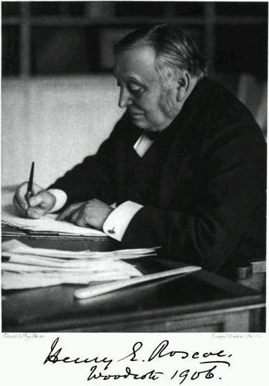 Roscoe henry