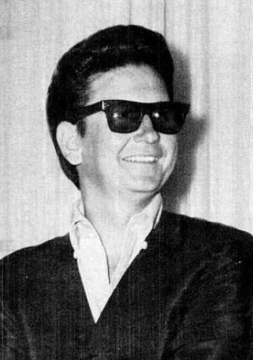 Depiction of Roy Orbison