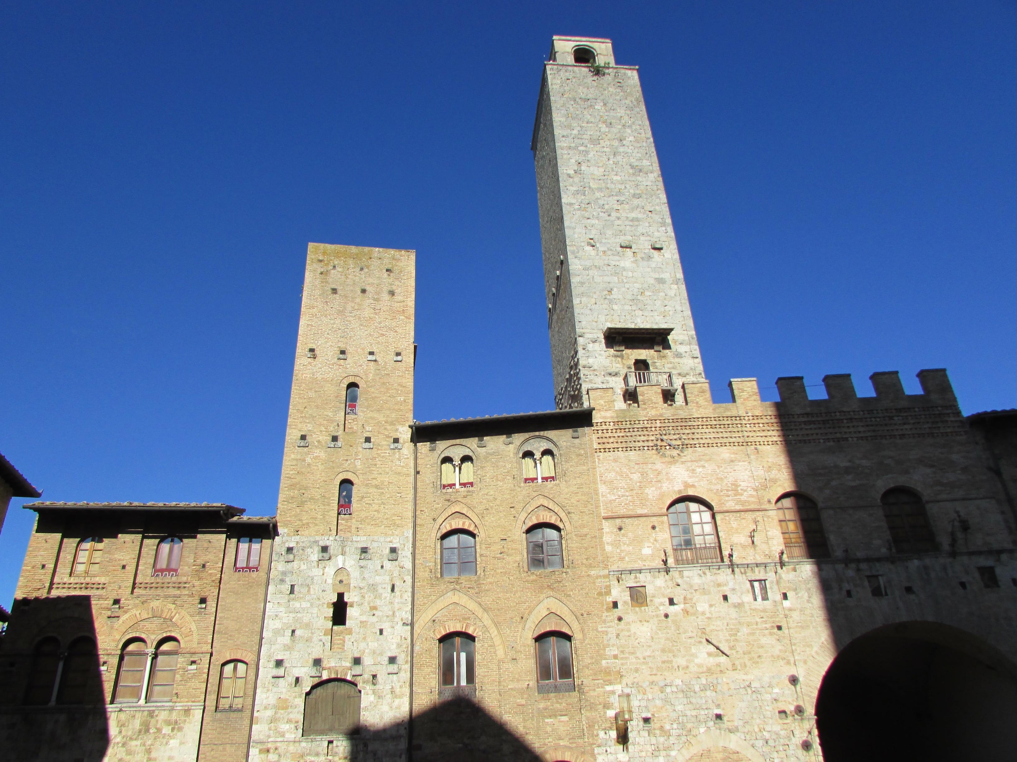 San Gimignano, Piazza del Duomo