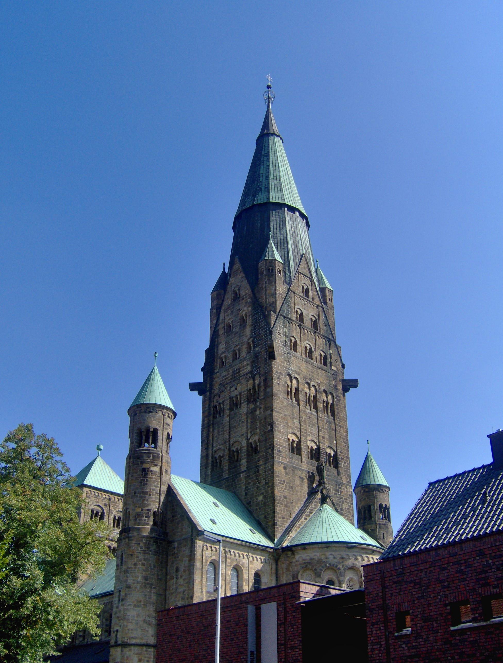 Depiction of Rheine