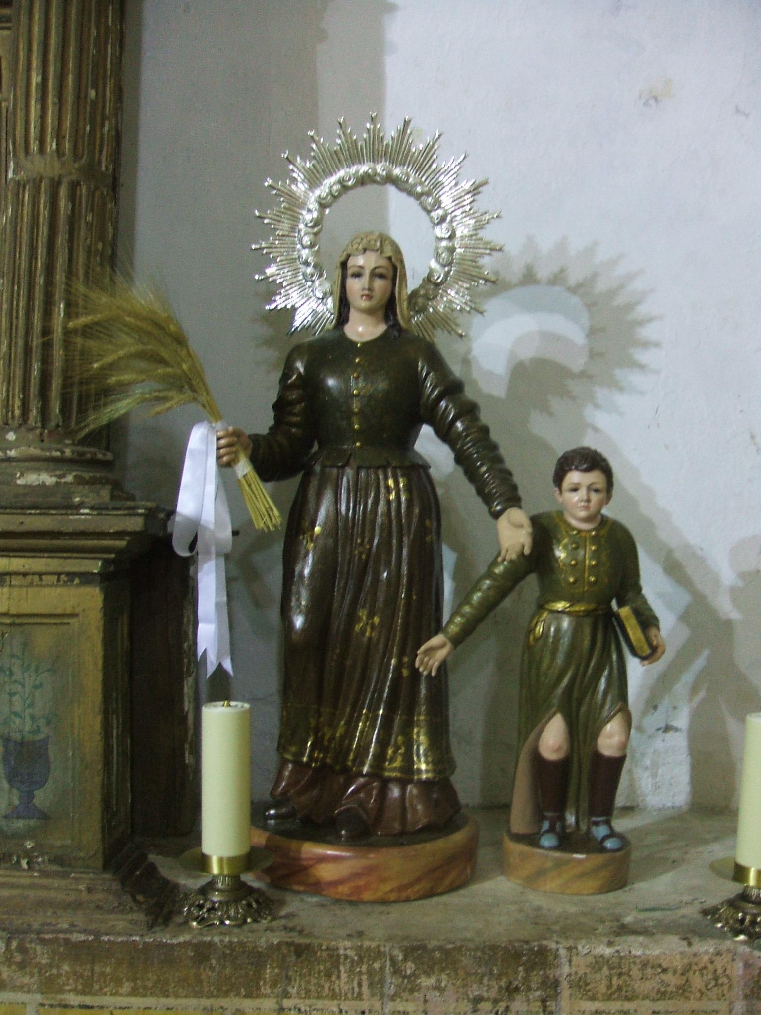 Madre e hijo - 3 8