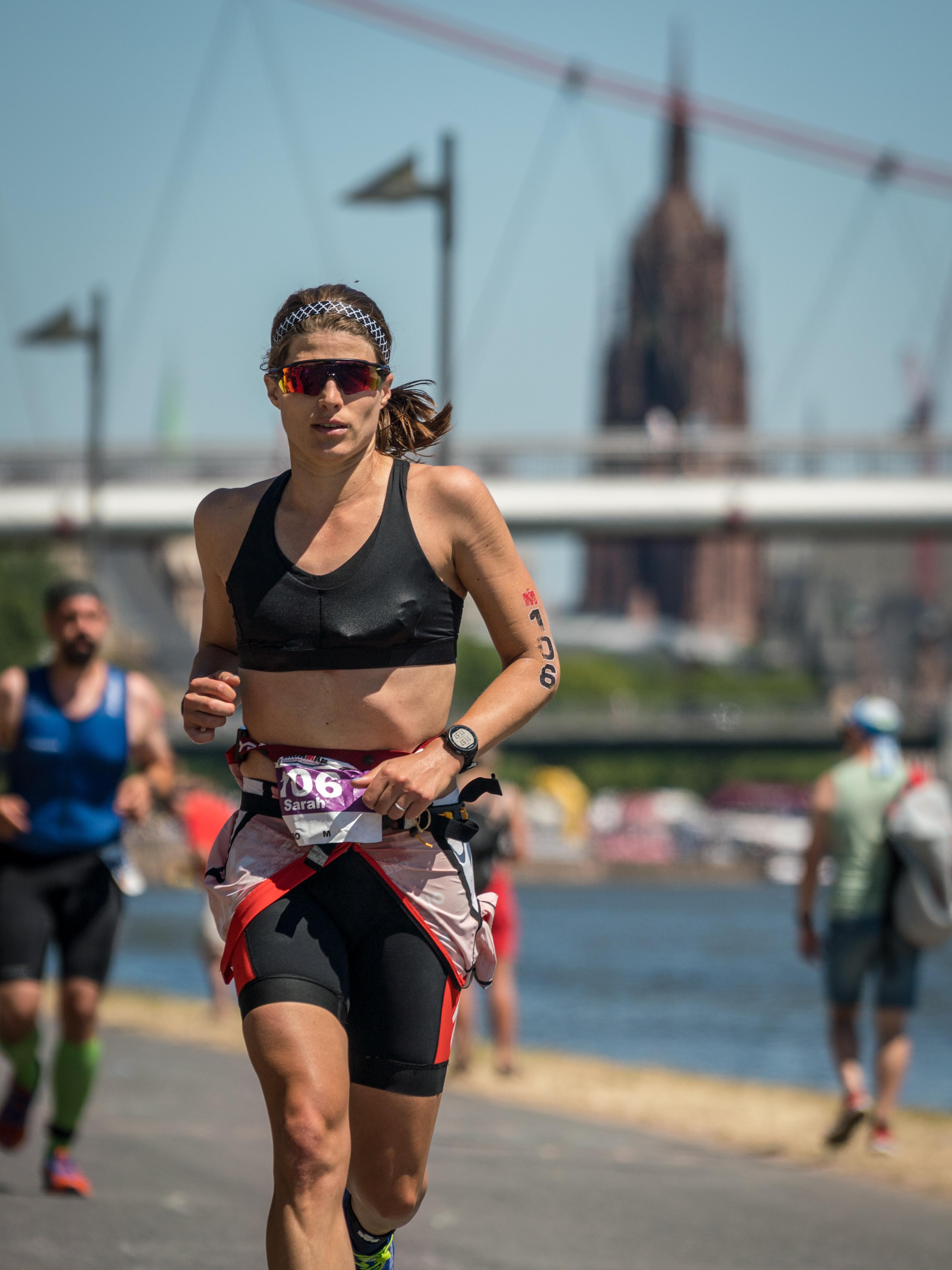 Sarah True Ironman Frankfurt