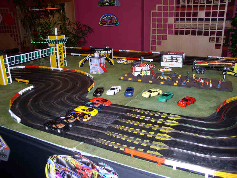 Scalextric Digital Slot Car Race Track Sets