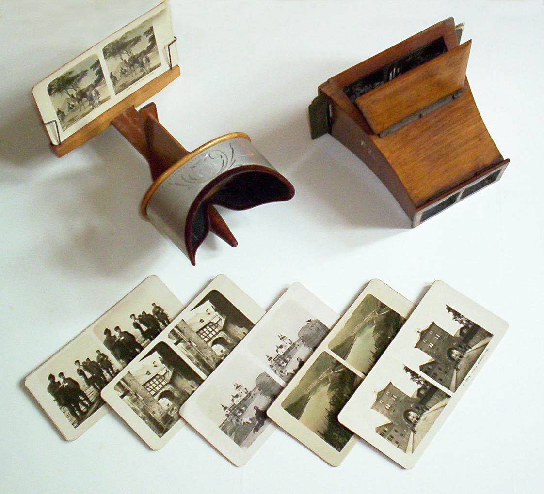 Stereoscopio wikipedia - Stereoscopio a specchi ...