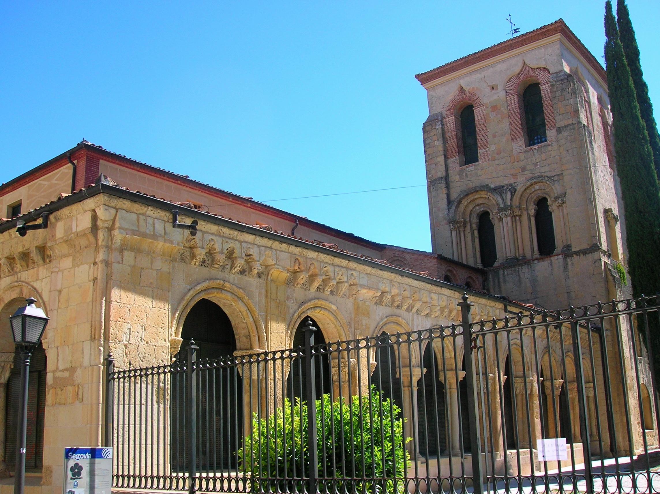 File:Segovia - San Juan de los Caballeros-Museo Zuloaga 01.jpg