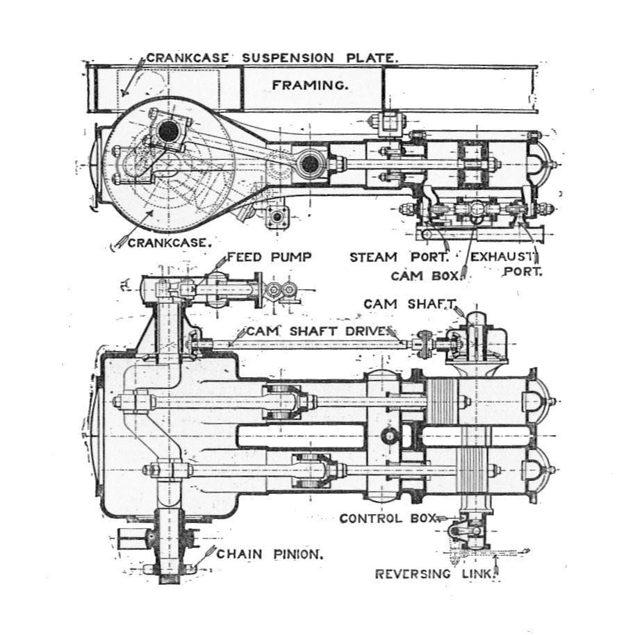 Public Domain Engine Designs