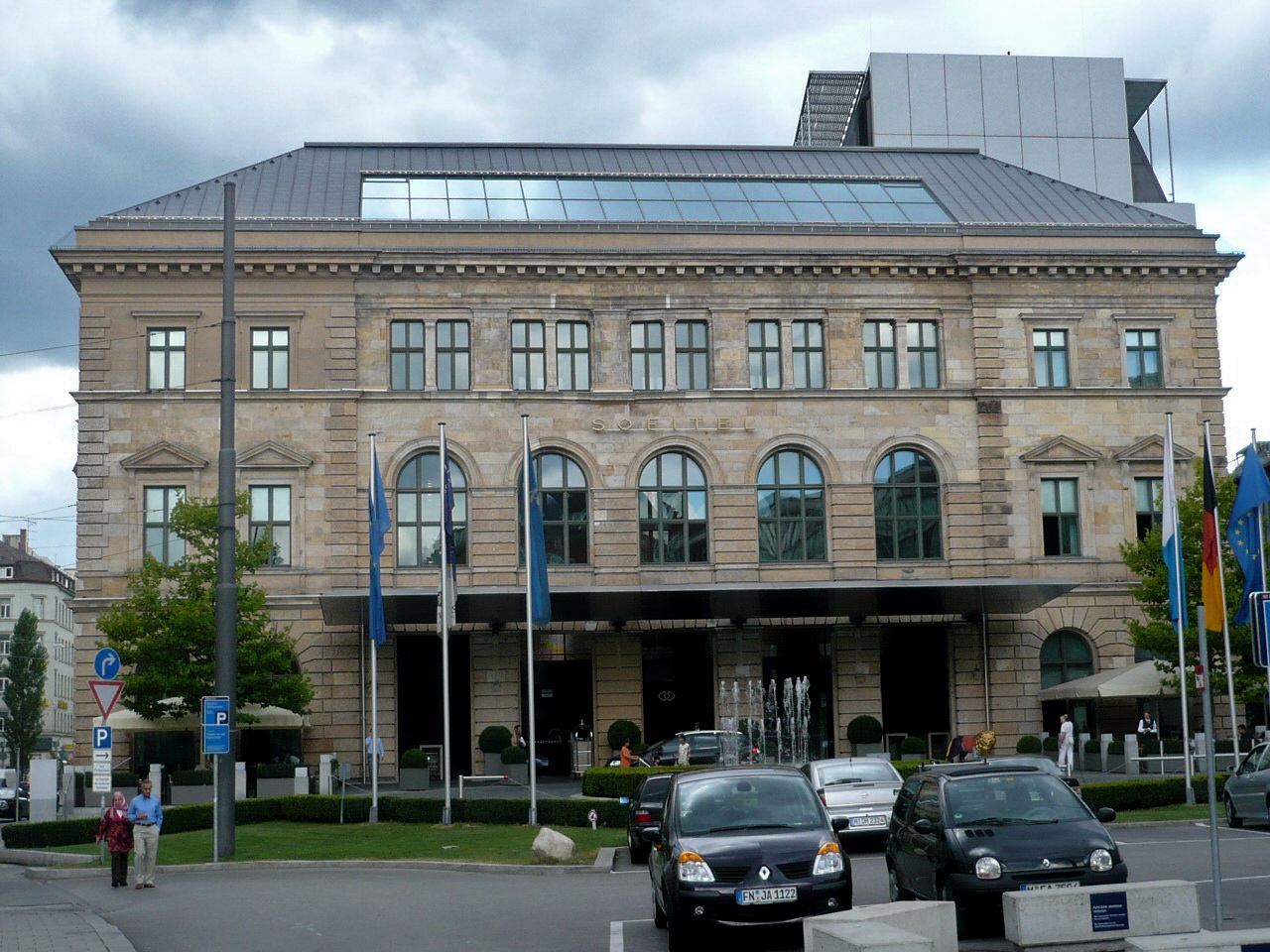 Sofitel Hotel Hamburg Zimmerservice