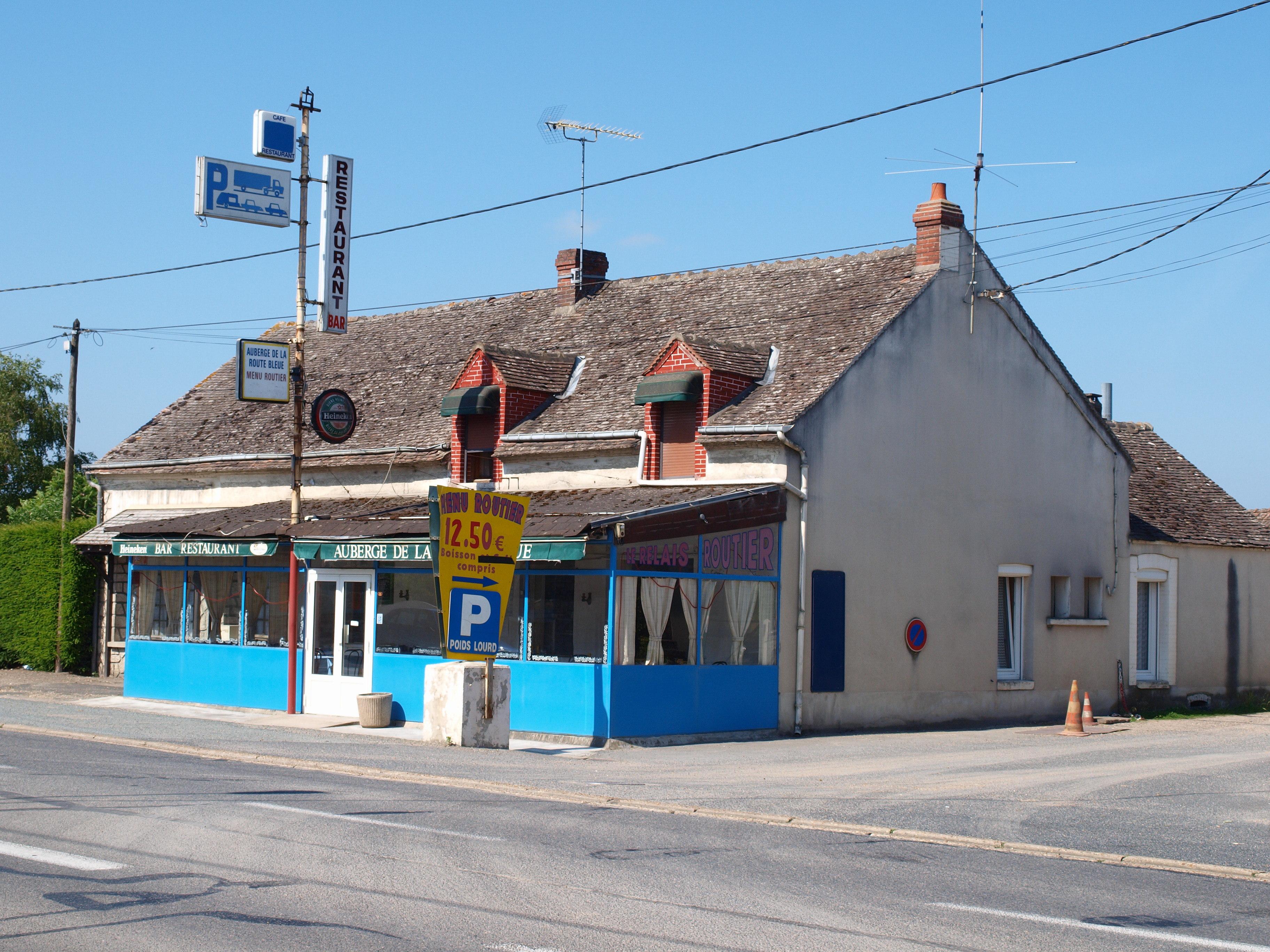 Restaurant Les Routiers  St Pierre Des Landes