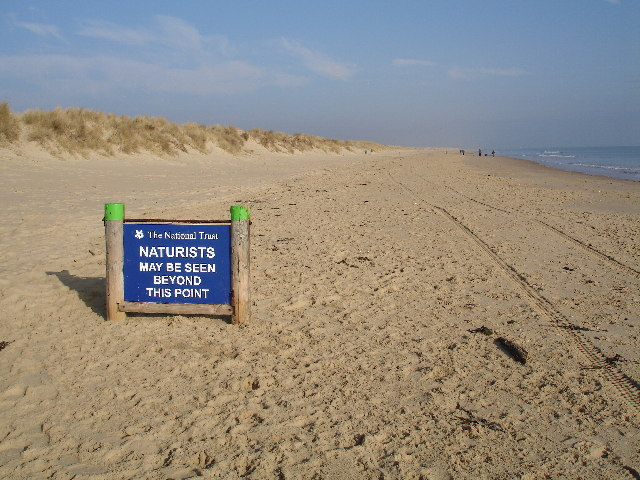 File Studland Bay Naturist Beach Geograph Org Uk 118087 Jpg