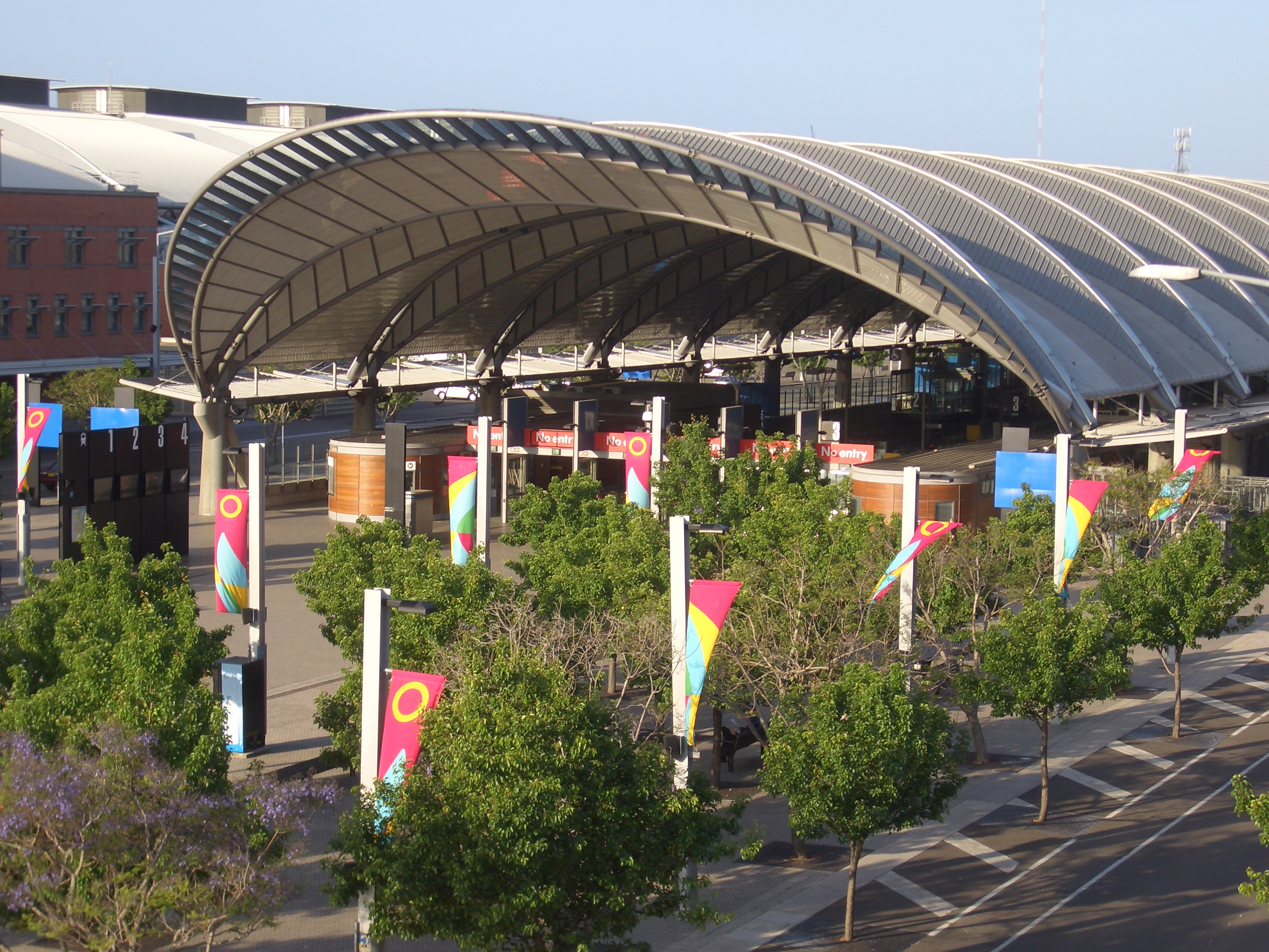 FileSydney Olympic Park Railway Station 2JPG