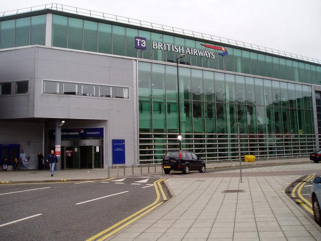 Manchester Airport Terminal  Car Park Address