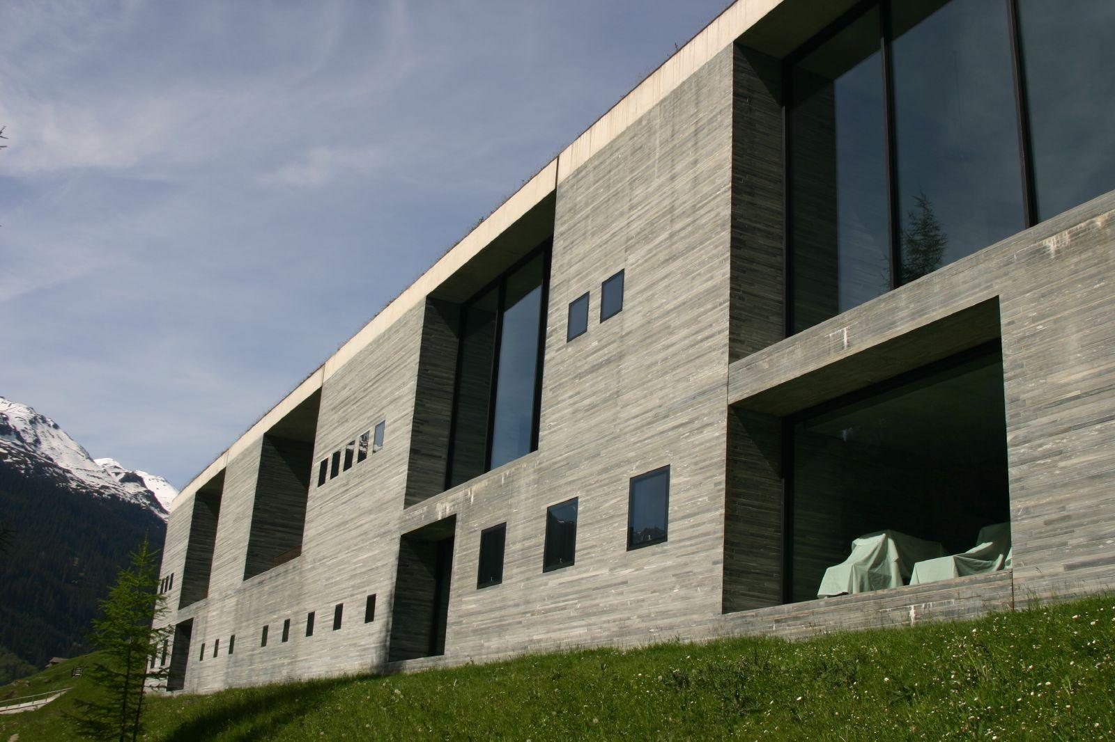 Peter zumthor las termas de vals sobrearquitecturas for Therme vals vals svizzera