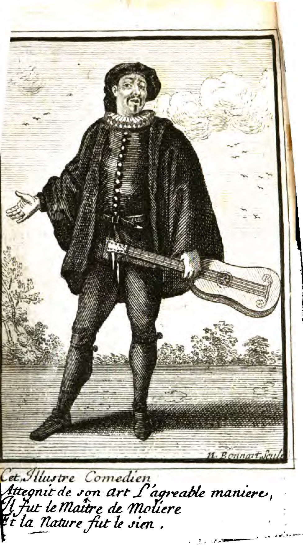 Image result for Tiberio Fiorilli Scaramouche