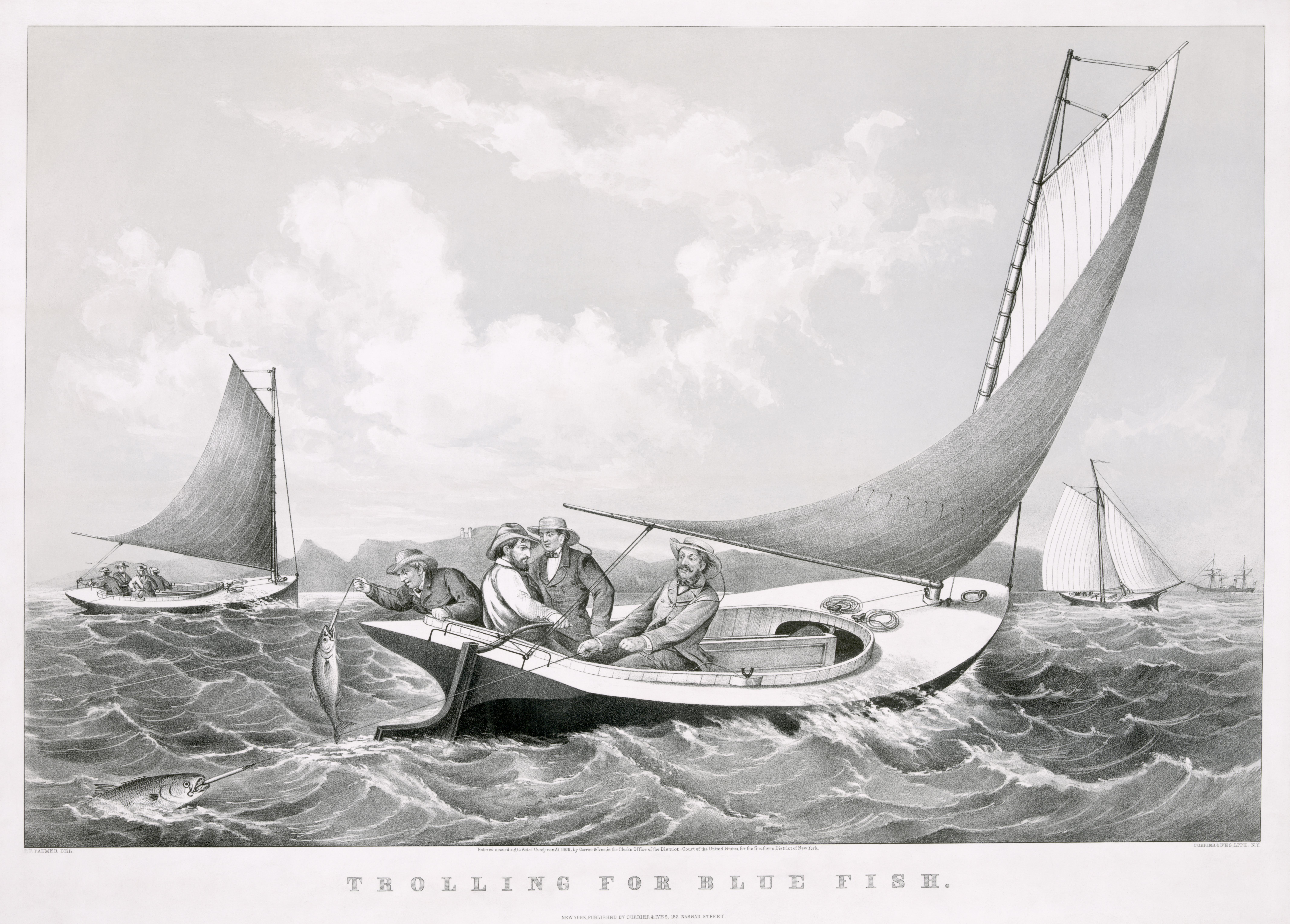 Sea Fishing Hooks Size Chart: Trolling (fishing) - Wikipedia,Chart