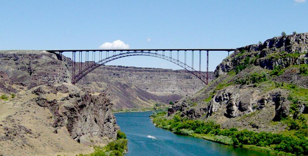 The Perrine Bridge
