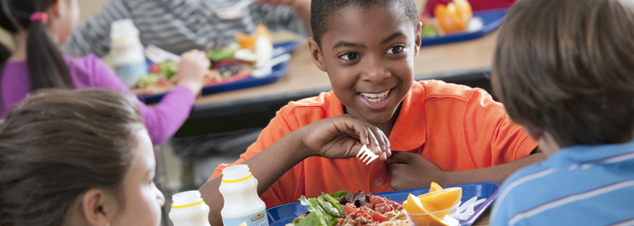 National School Lunch Program, Author USDA (PD - Federal agency)