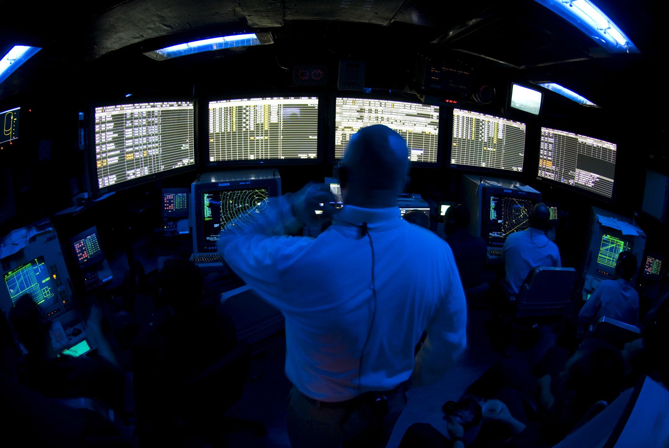 Air Traffic Control Tour Warwick