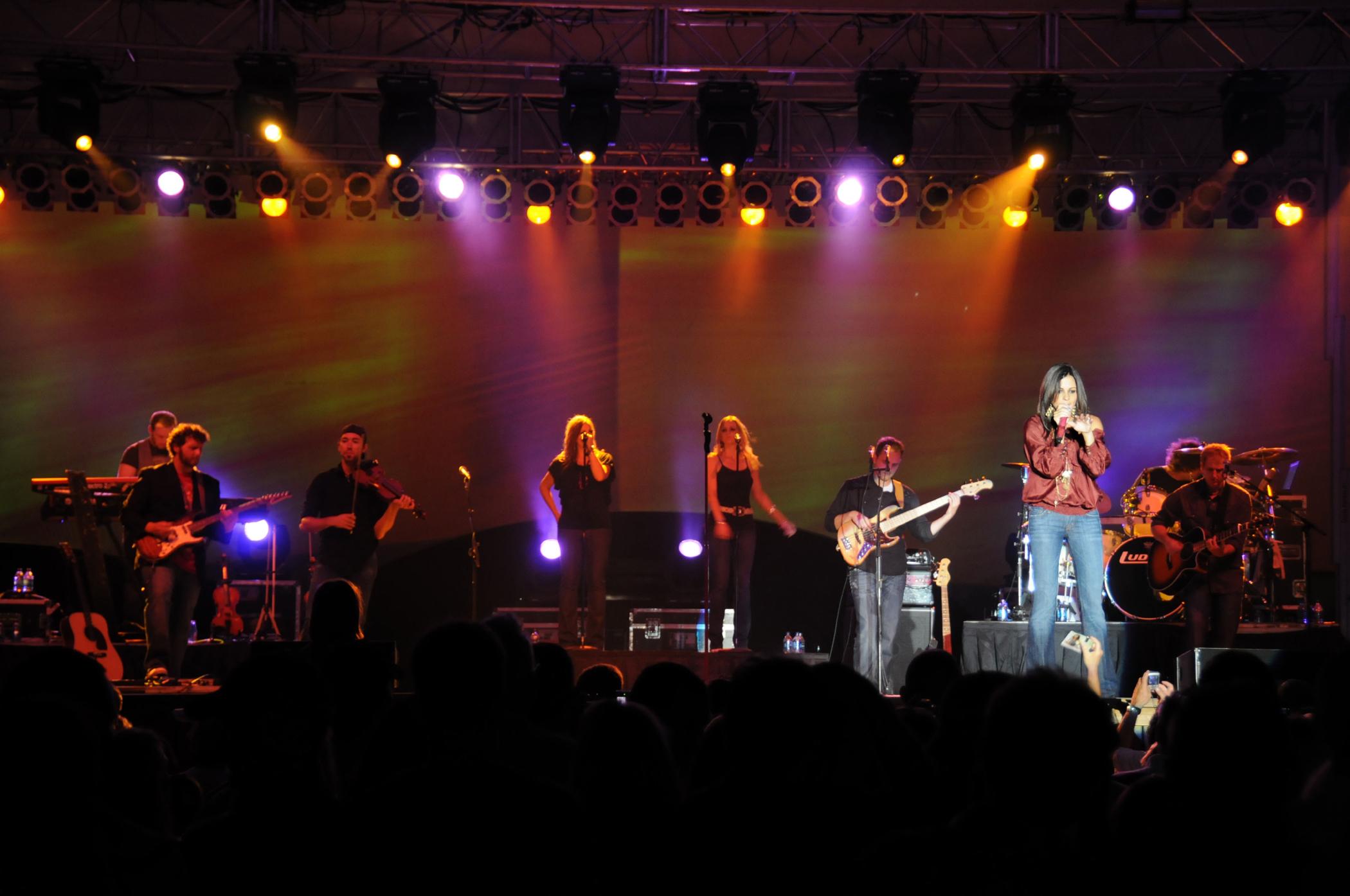 Country Concert Series Virginia Beach