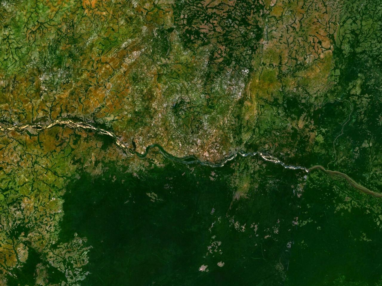 رود اوبانگی