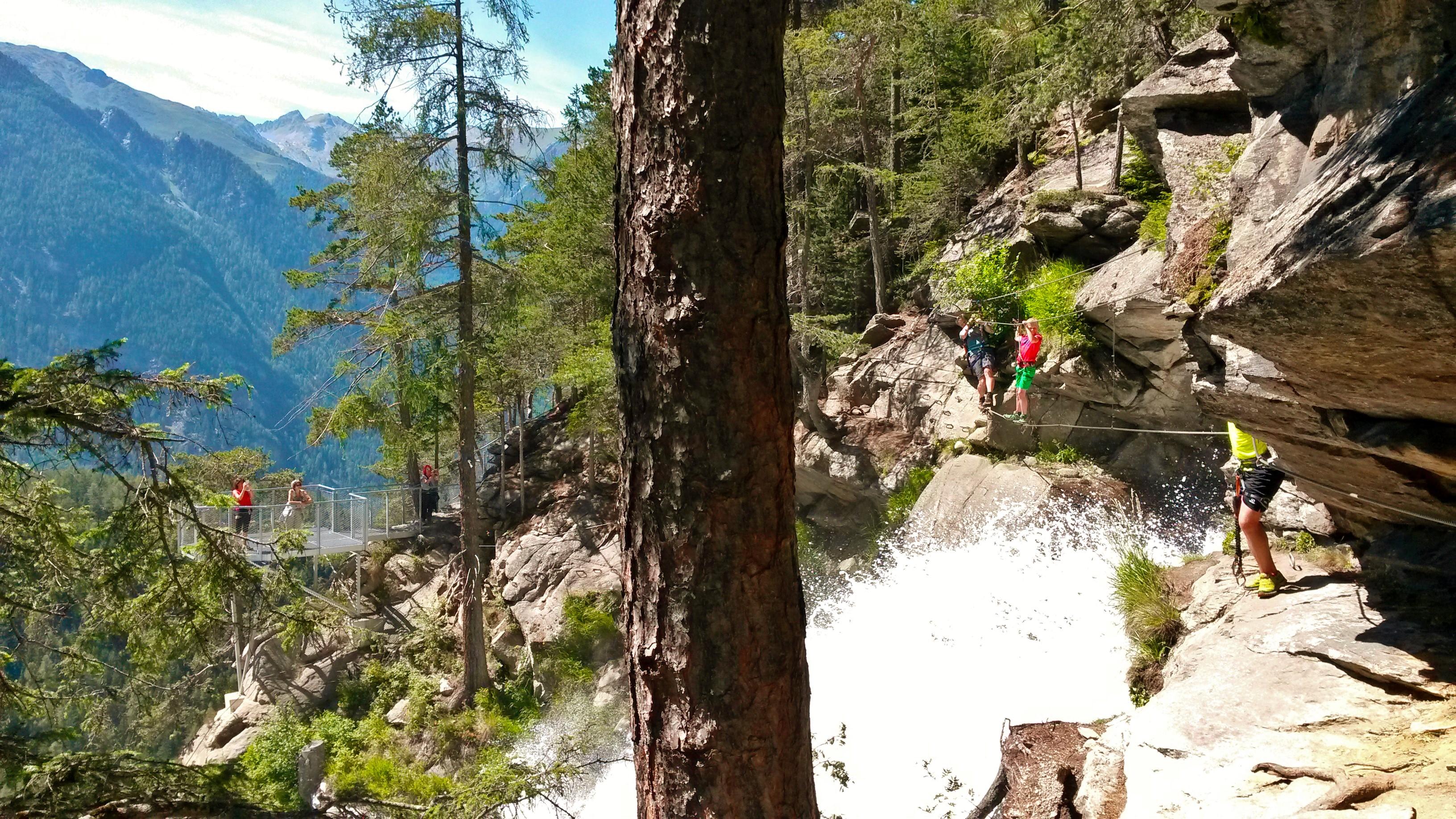 Klettersteig Umhausen : Datei umhausen klettersteige stuibenfall panoramio g u wikipedia