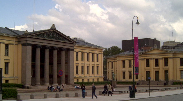 image of University of Oslo