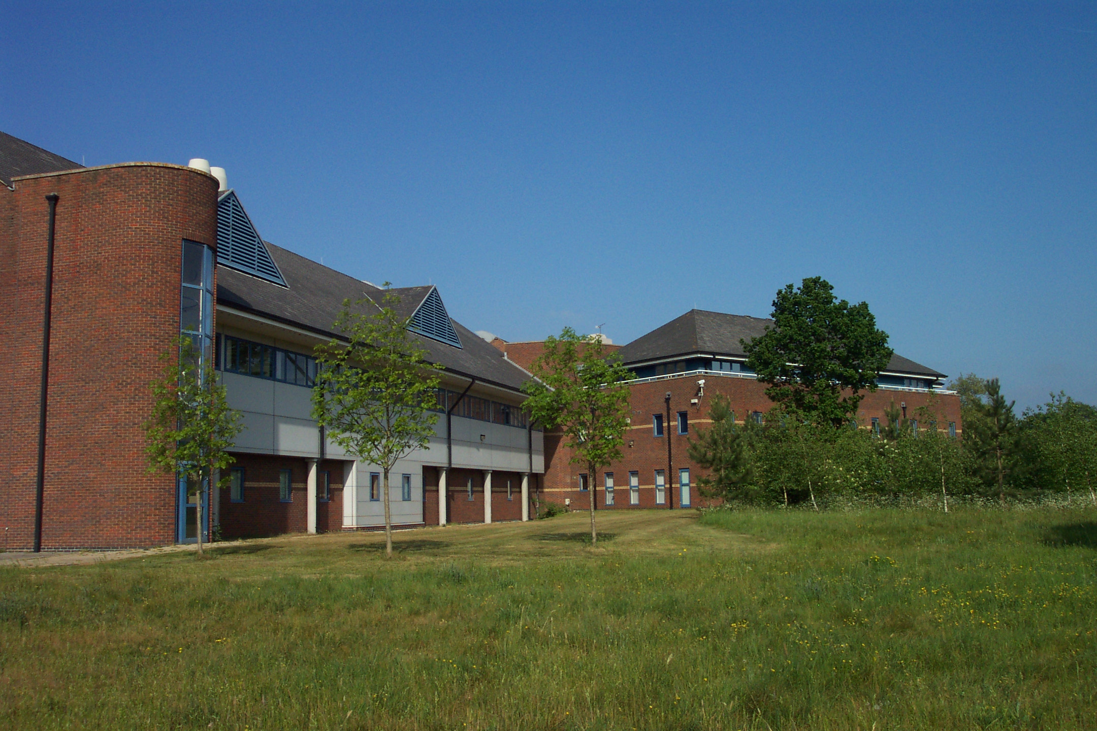 Edith Morley Building To Harbourne Reading University